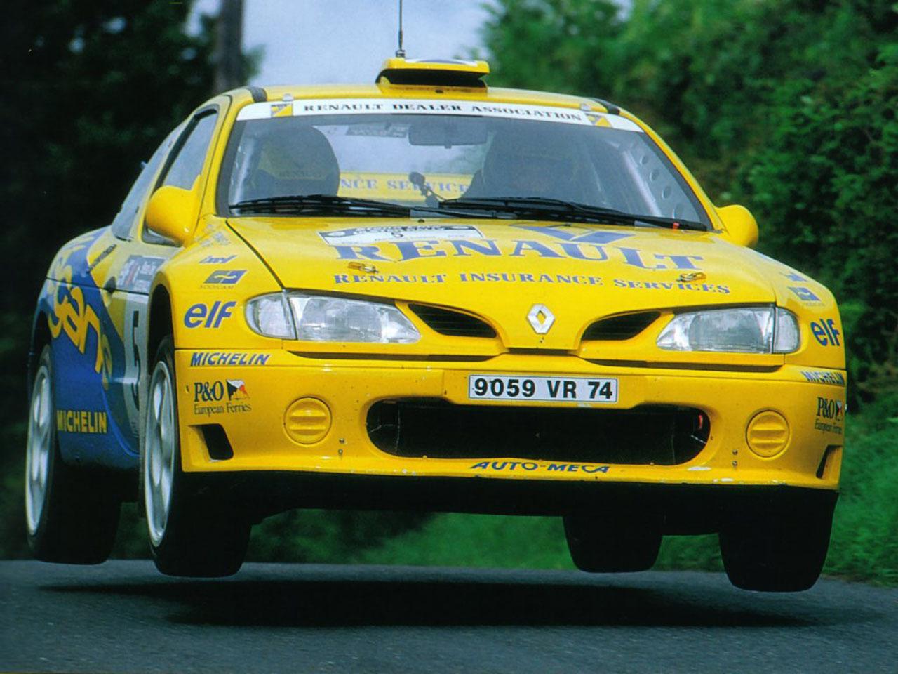 Renault Megane Kit Car