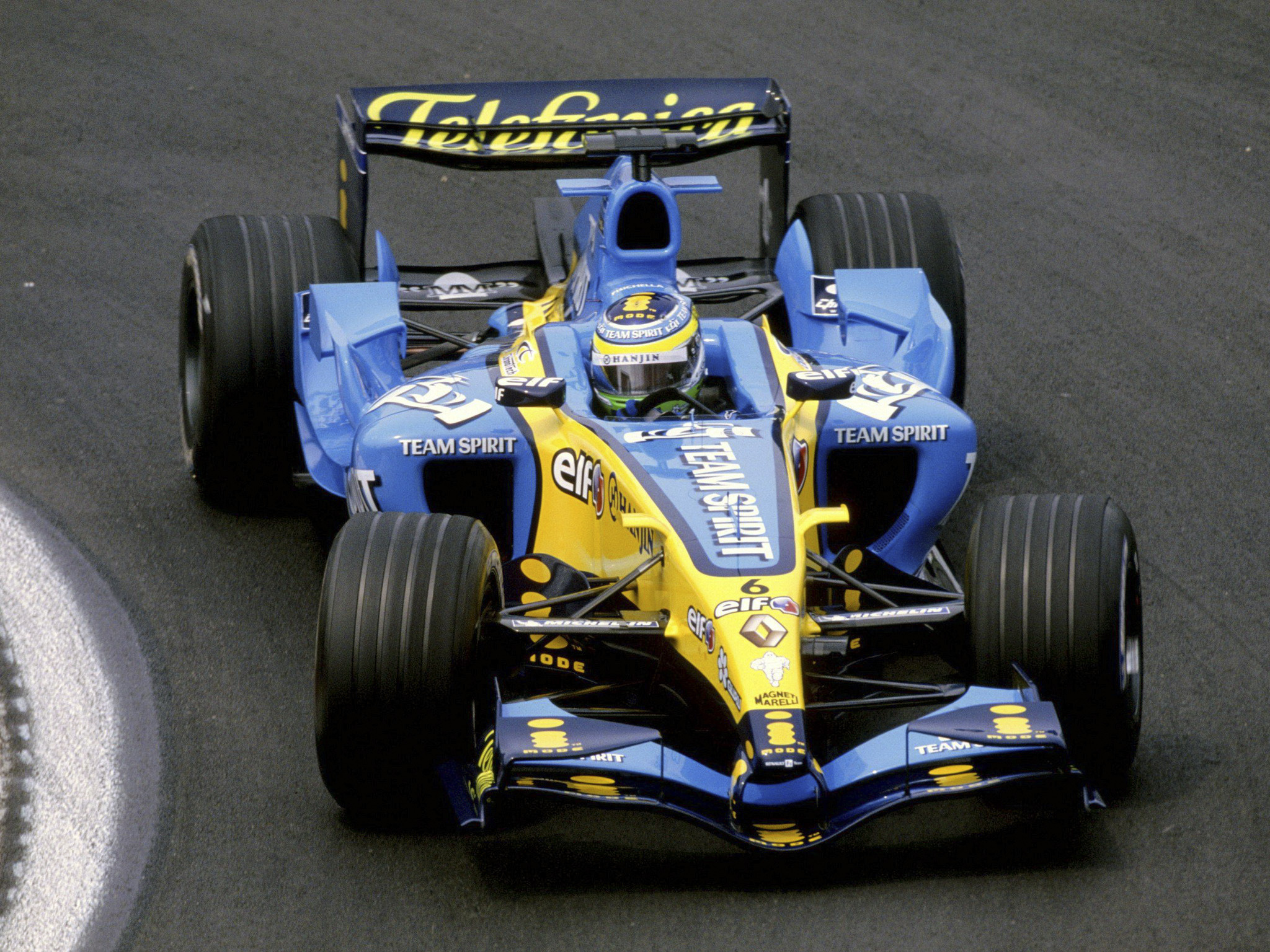 Renault R25 F1