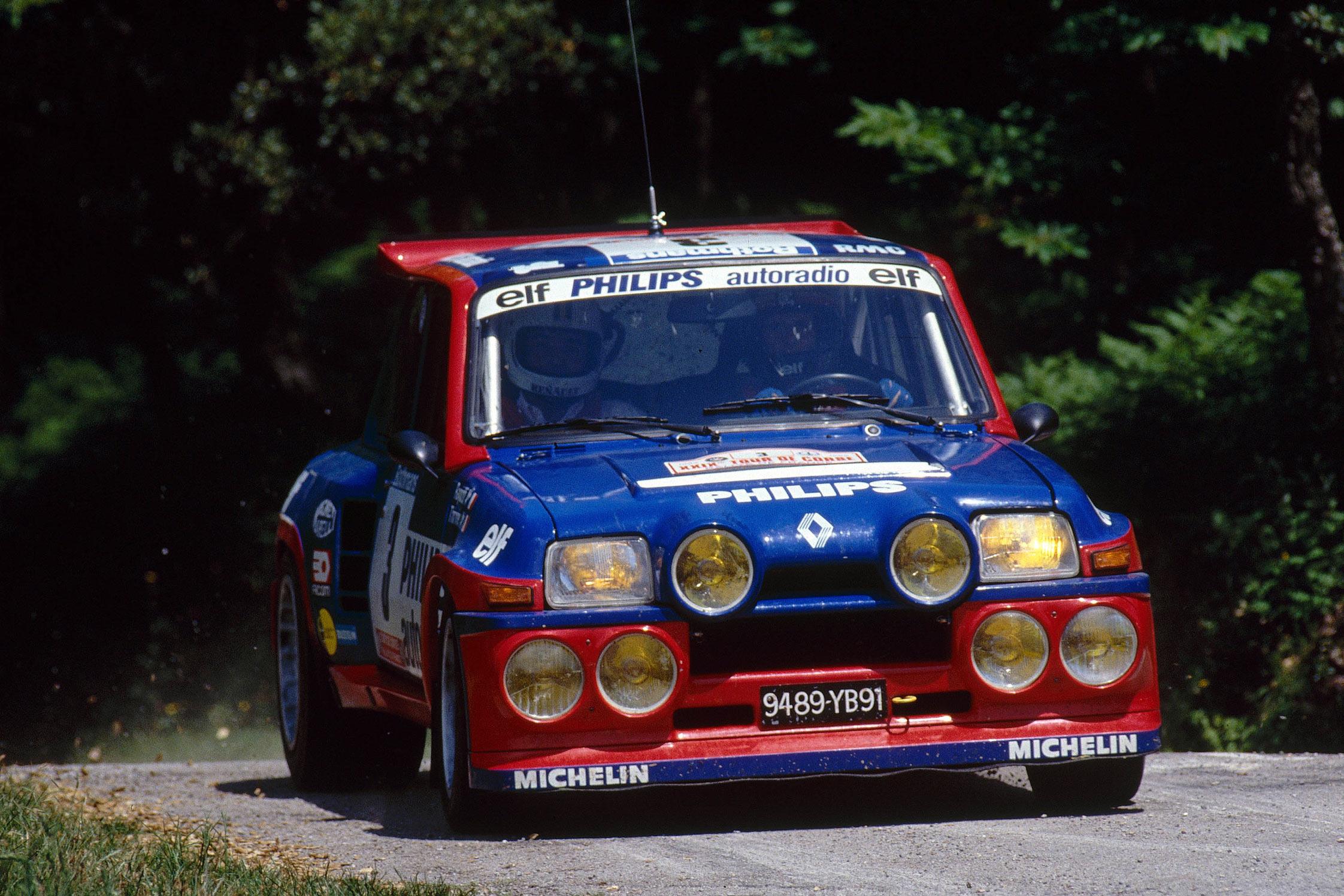Renault R5 Grupo B