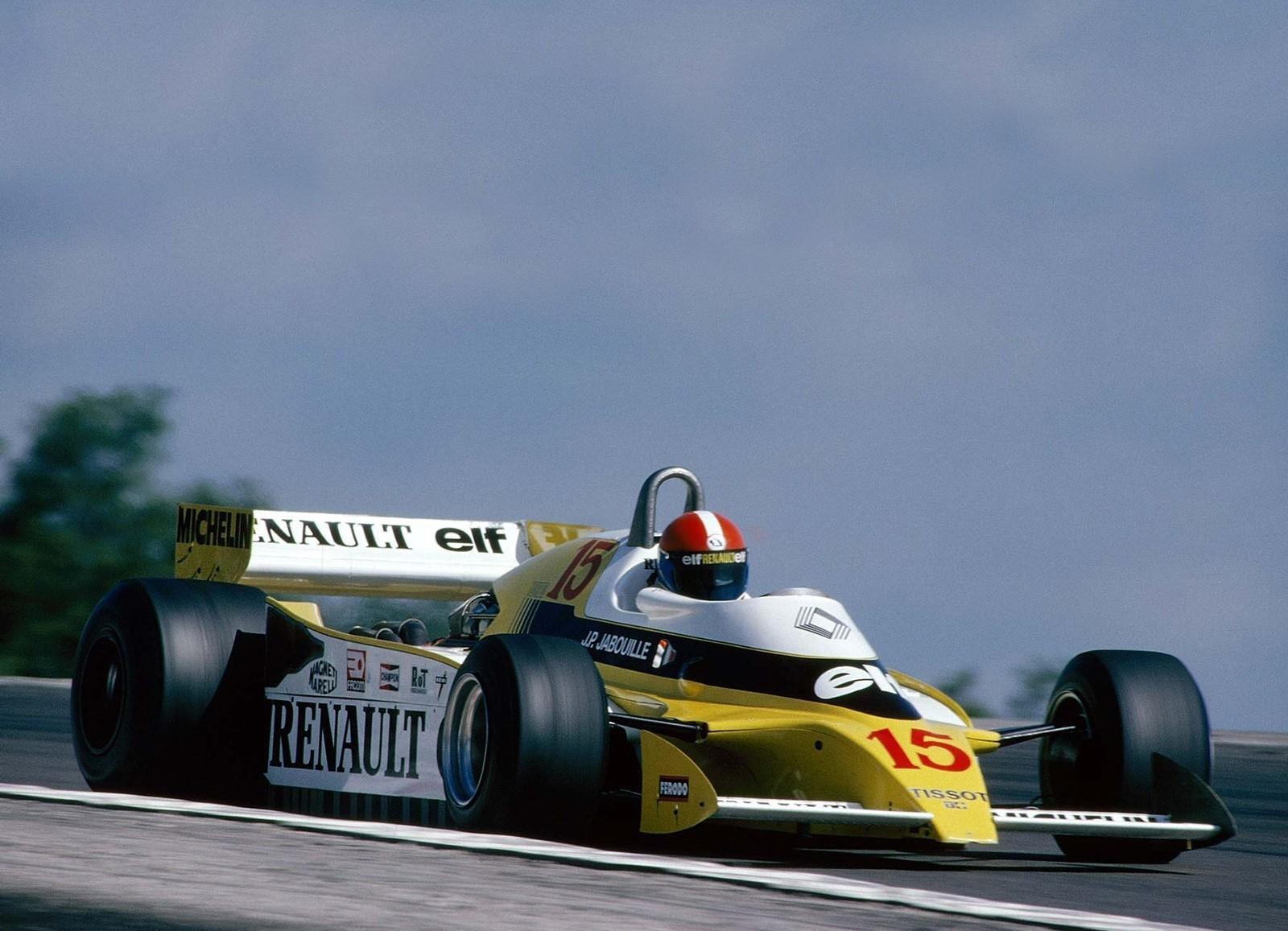 Renault RS10 F1