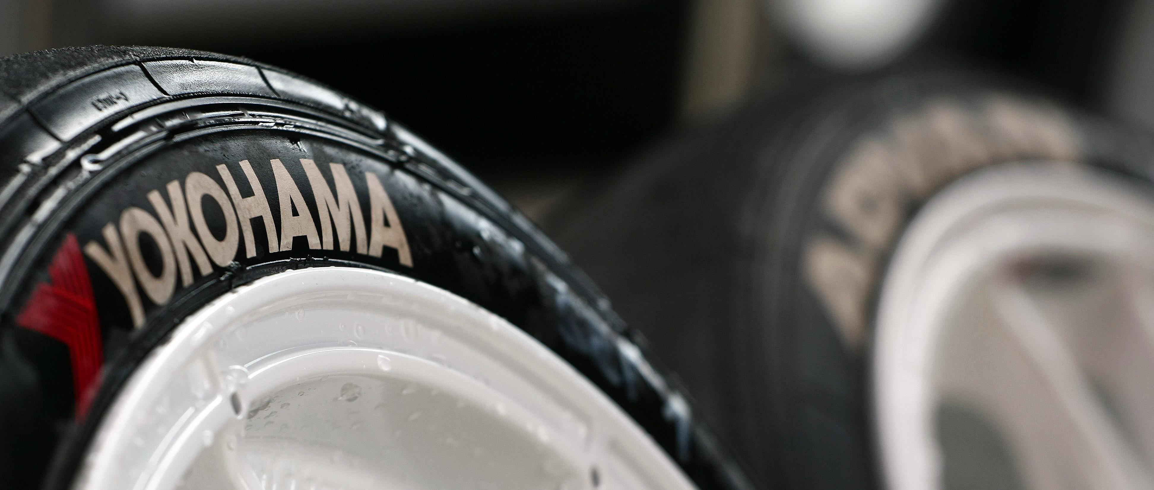 Neumáticos Yokohama WTCC