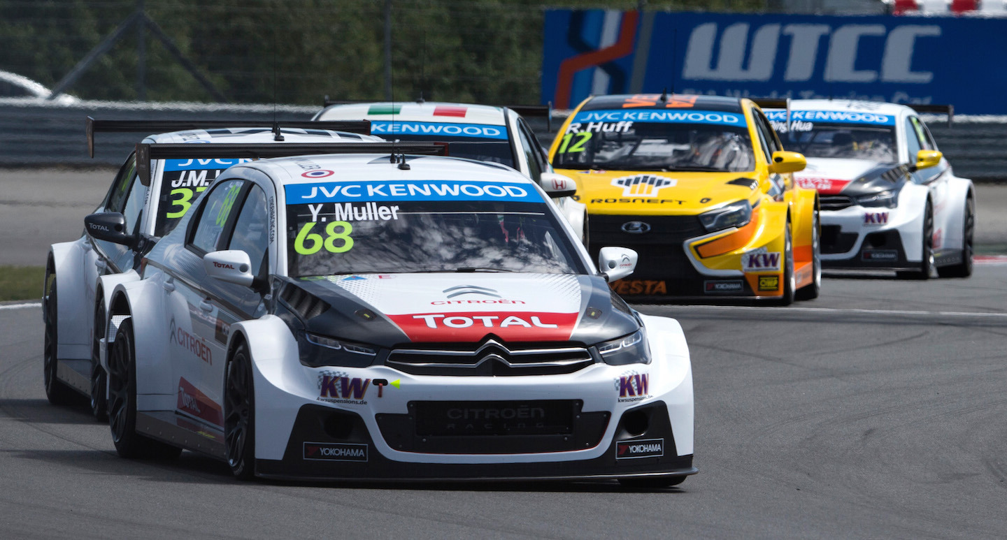 AUTOMOBILE: MOSCOW RACEWAY - RACE OF RUSSIA - WTCC-05/06/2015 A 07/06/2015