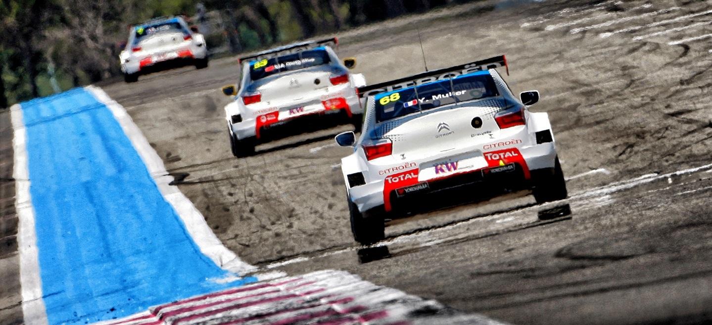 AUTOMOBILE: CIRCUIT PAUL RICARD - RACE OF FRANCE - WTCC-26/06/2015 A 28/06/2015