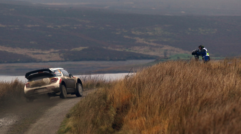 WRC WALES RALLY GB 2014