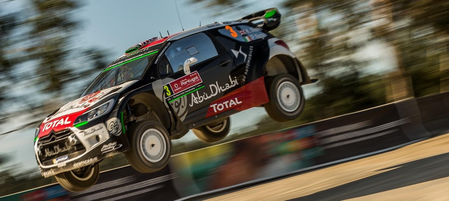 AUTOMOBILE: WRC Rally Portugal- WRC -21/05/2015