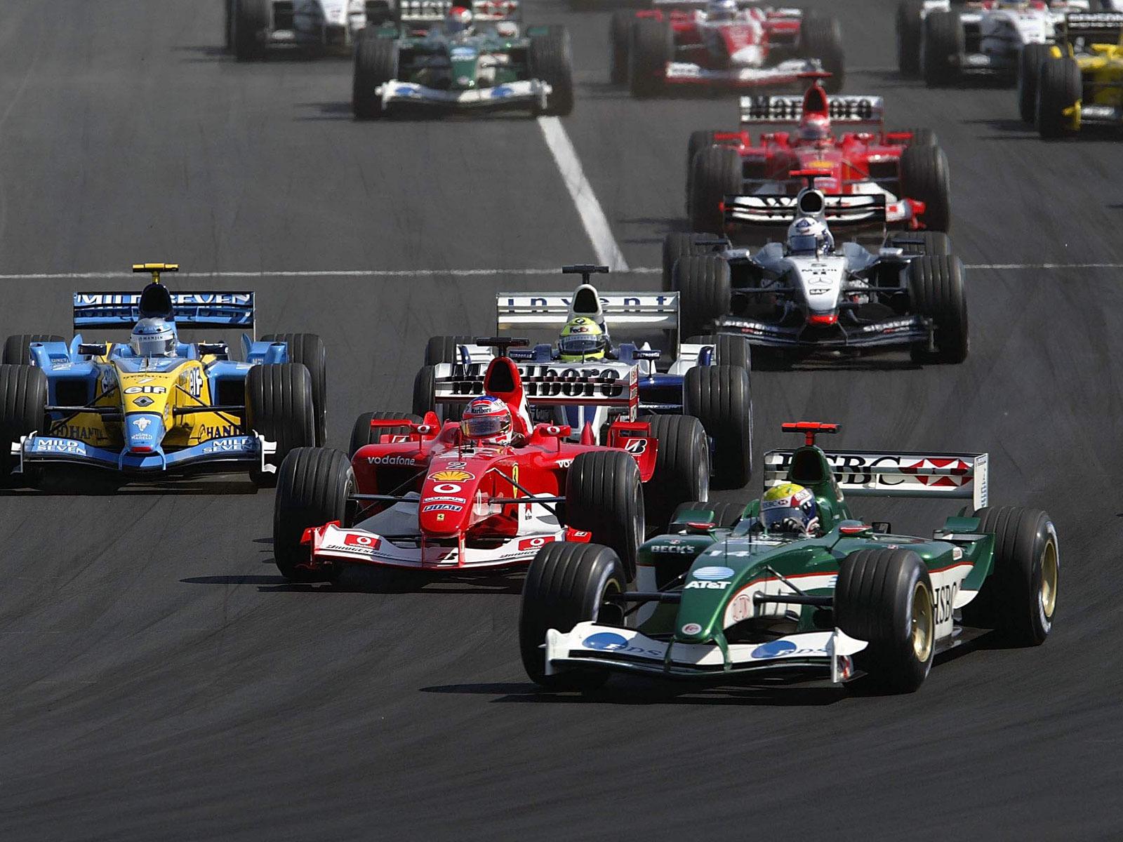 Grupo GP Hungria 2003