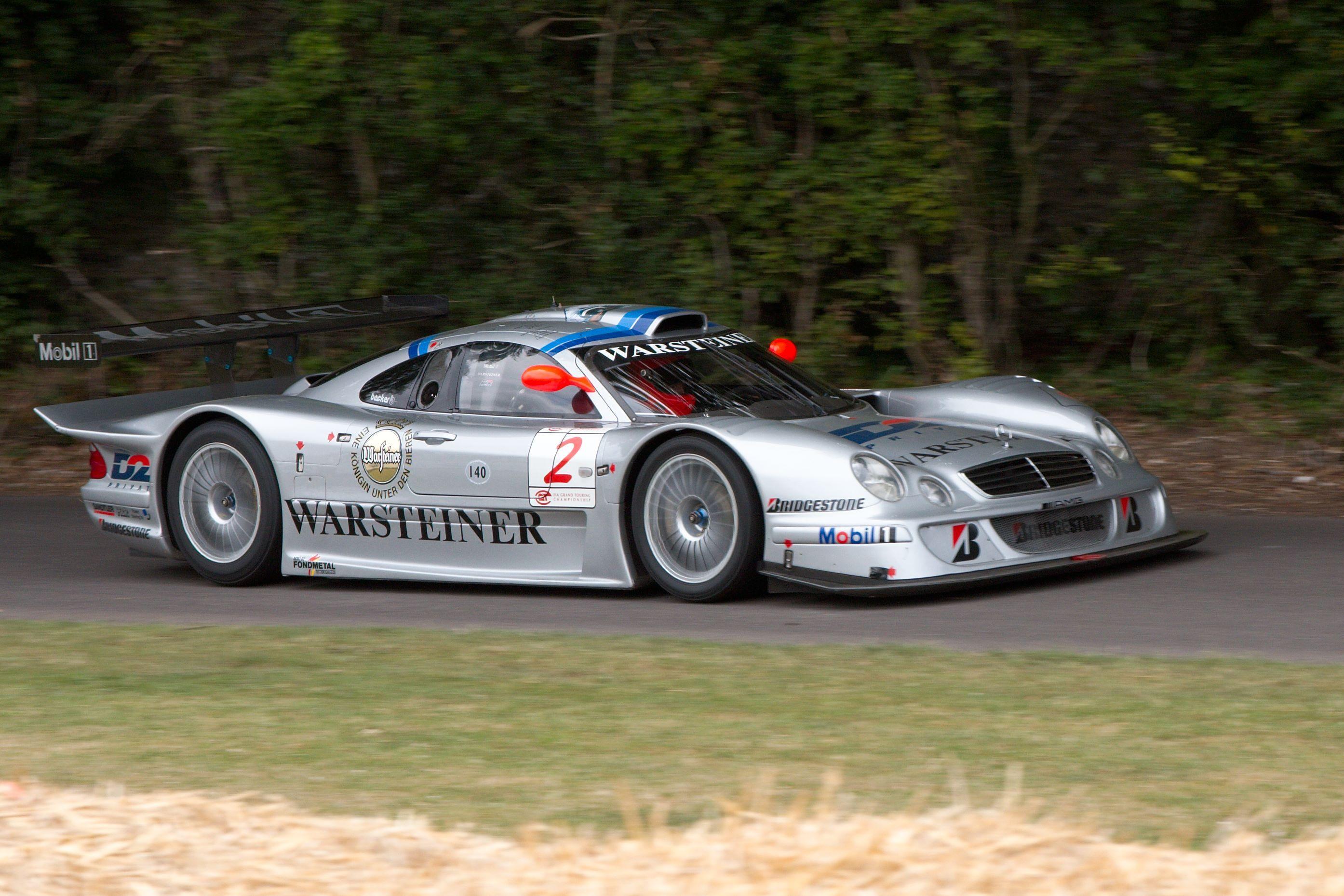 Mercedes-Benz CLK GTR LM