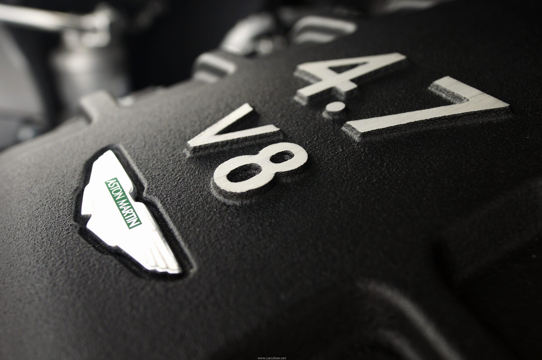 Aston Martin Logo Motor