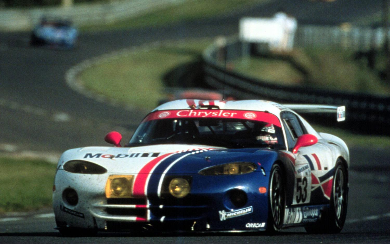 Chrysler Viper GT2 Le Mans