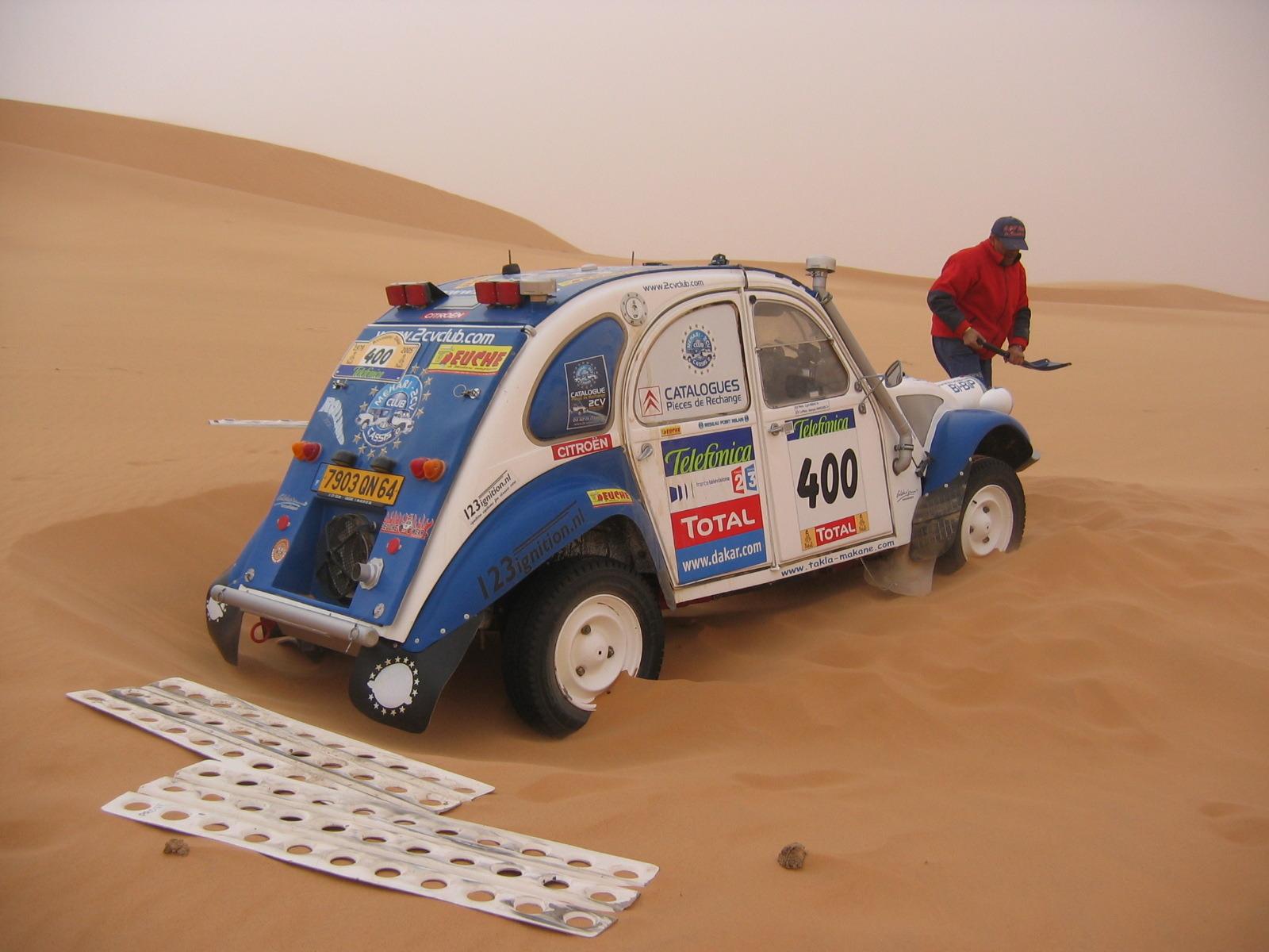 Citroën 2CV Dakar
