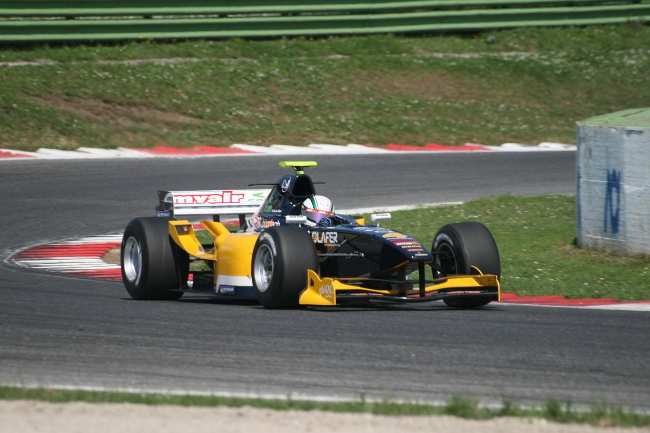 Davide Rigon Euroseries 3000