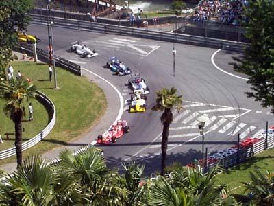 GP Pau 1998 F3000