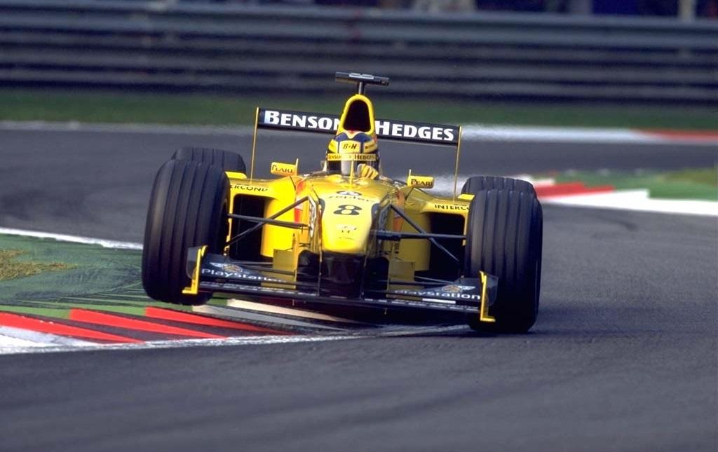 Heinz-Harald Frentzen 1999 Monza