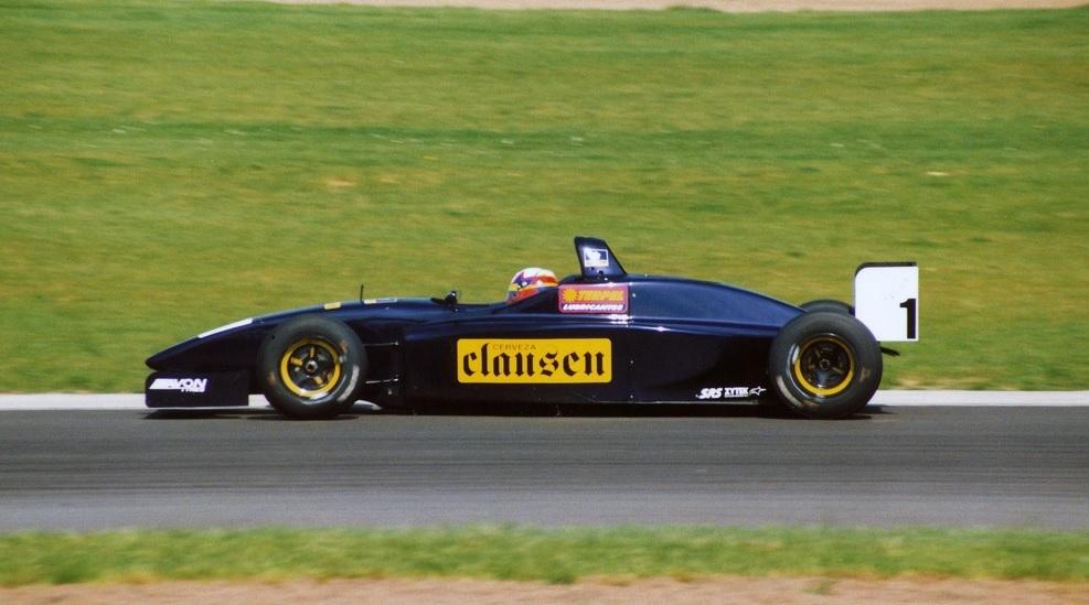 Juan Pablo Montoya 1998 F3000