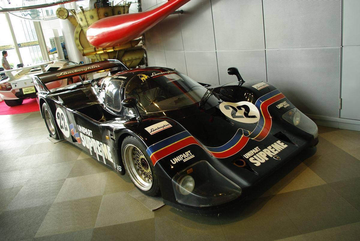 Coches De Competici 243 N Para Recordar Lamborghini Competici 243 N