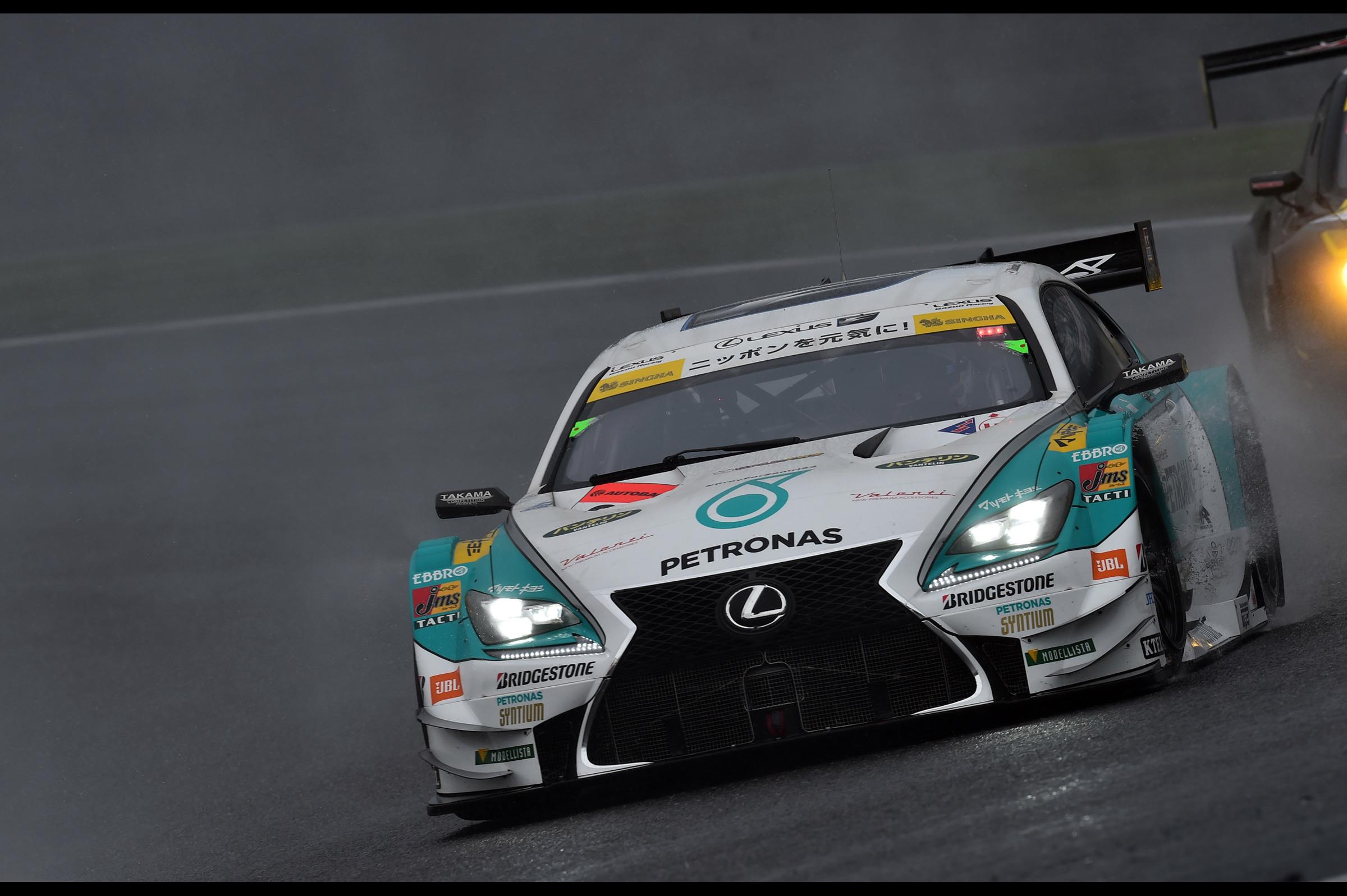 Lexus TOM'S 1000km Suzuka 2015