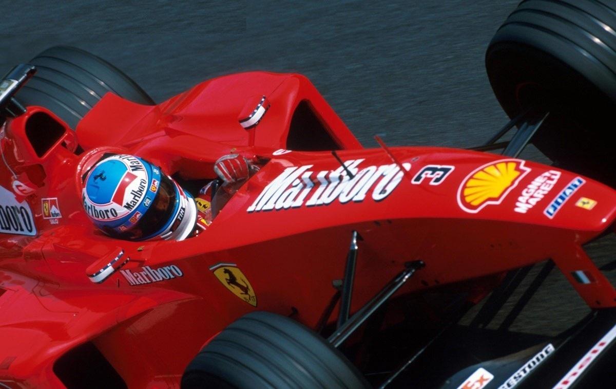 Mika Salo 1999 Monza