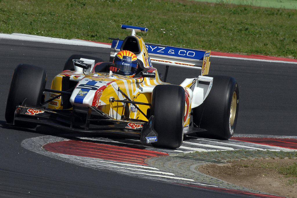 Nicolas Prost Euroseries 3000, 2008