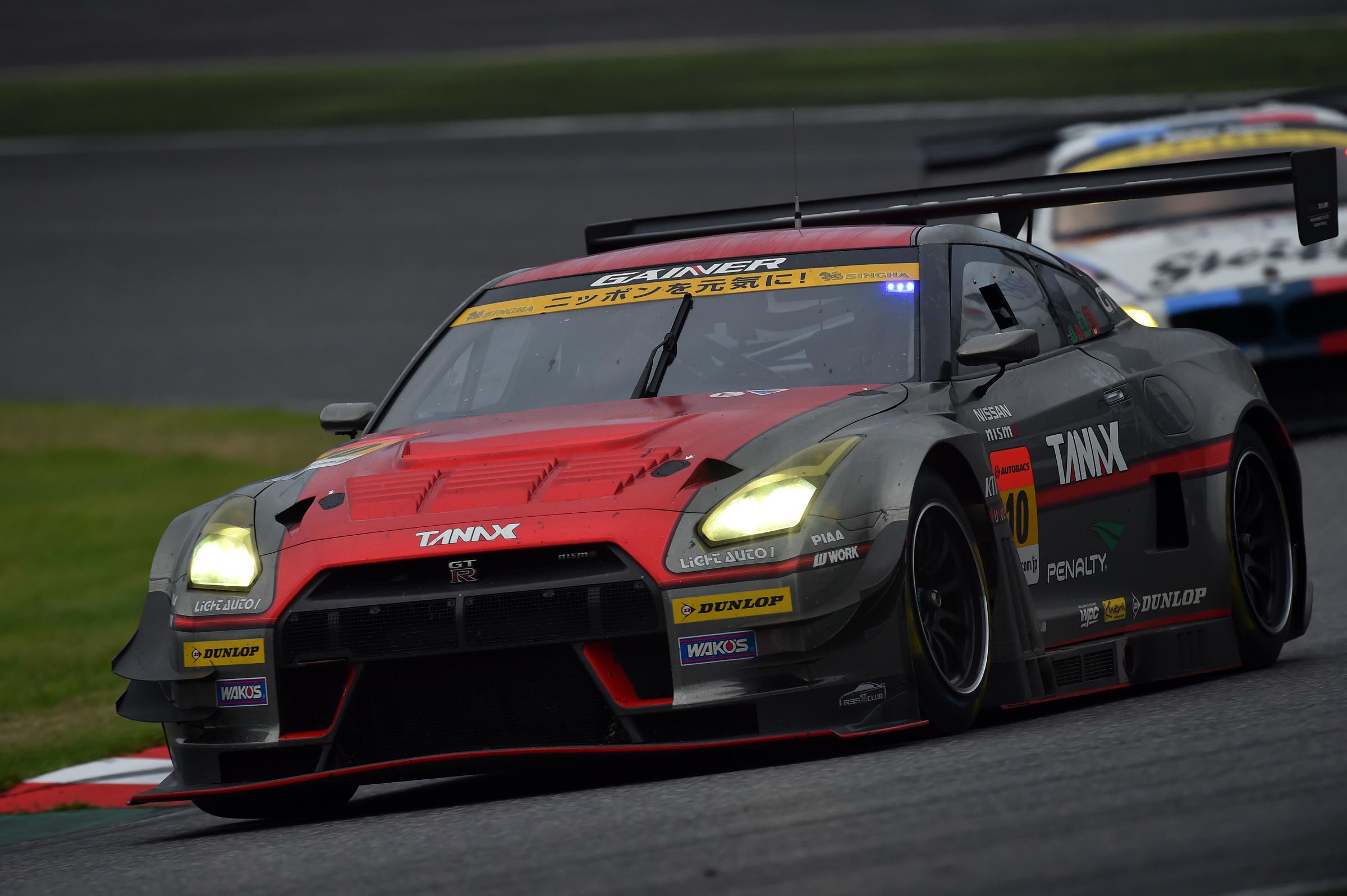 Nissan Gainer 1000km Suzuka 2015