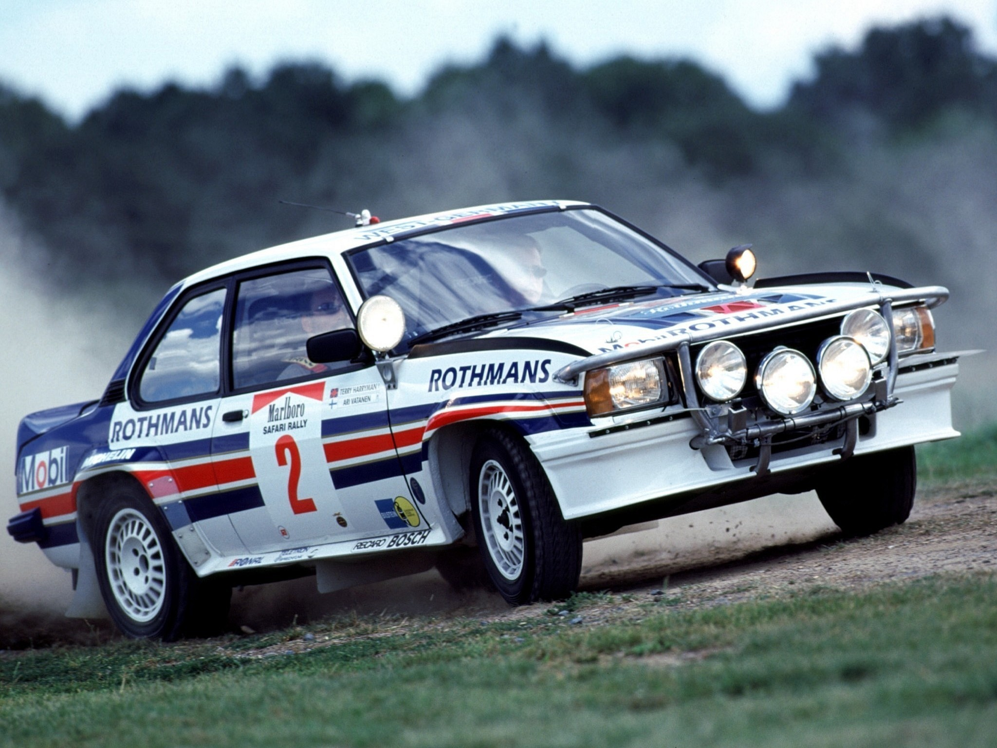 Opel Ascona Rally