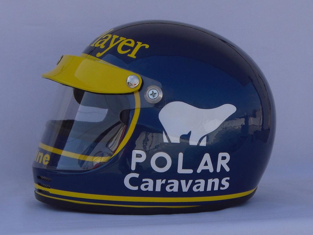 Ronnie Peterson Casco