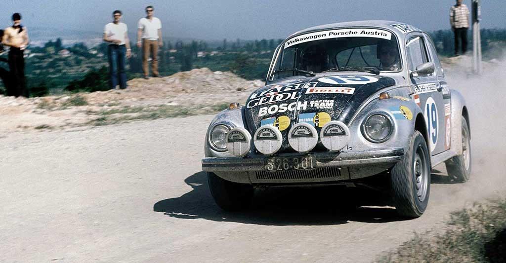 Volkswagen Beetle Rally