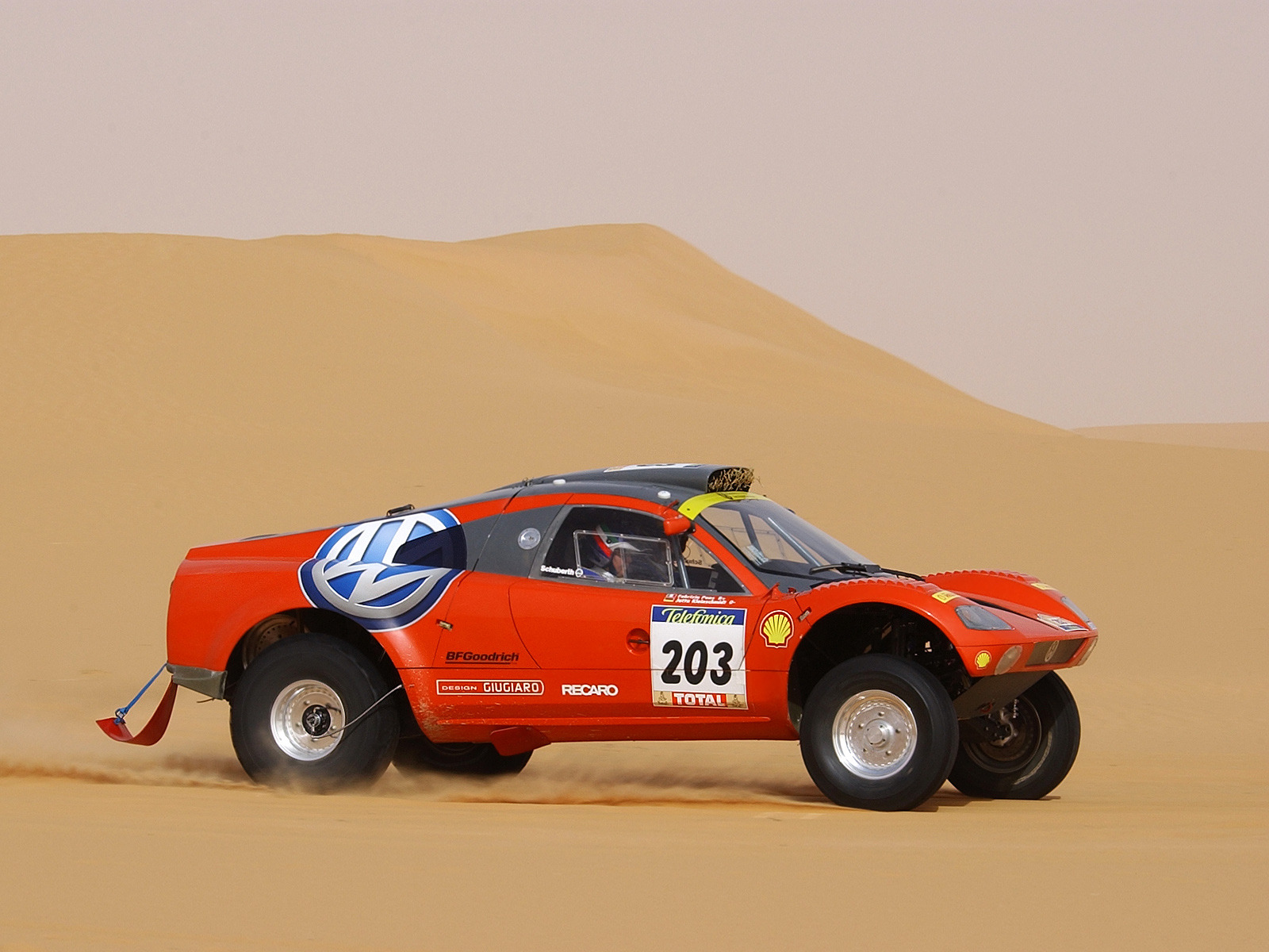Volkswagen Tarek Dakar