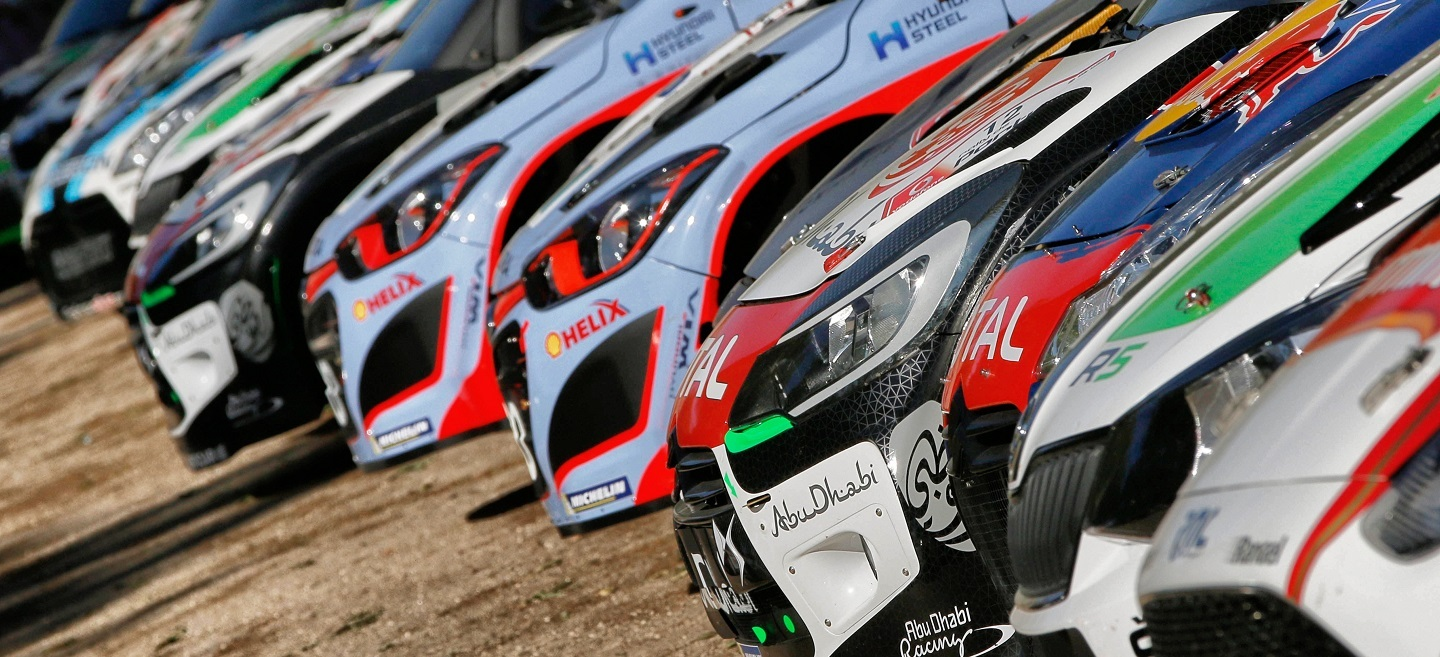 AUTOMOBILE: WRC Rally Portugal- WRC -21/05/2015
