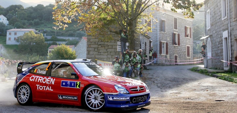 AUTO/WRC TOUR DE CORSE