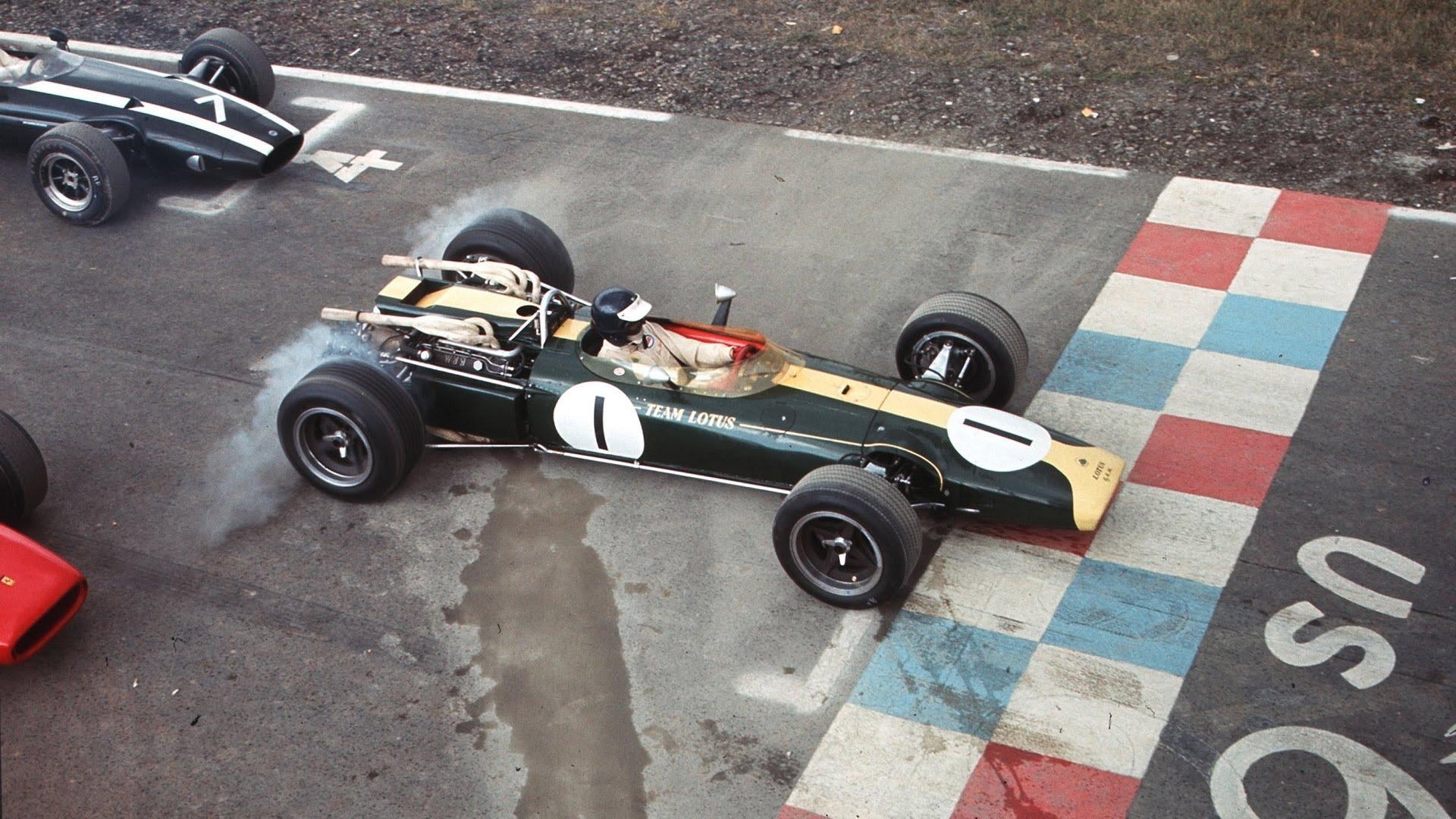 Lotus 43 Jim Clark GP EEUU 1966