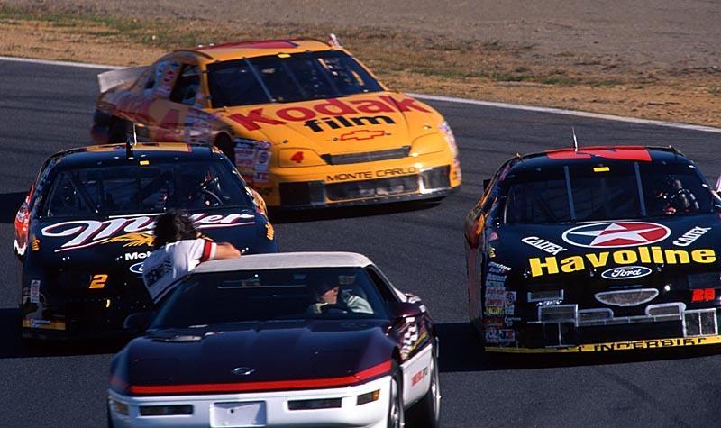 NASCAR Suzuka Thunder Special