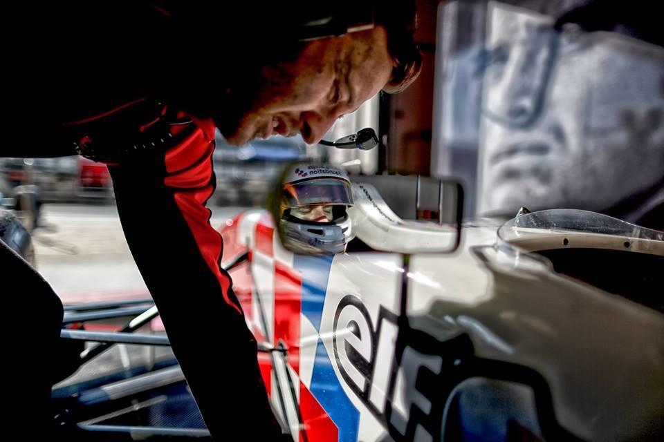 Oliver Rowland 2015 Nurburgring Fórmula Renault 3.5