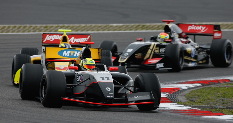 Tio Ellinas Nürburgring 2015