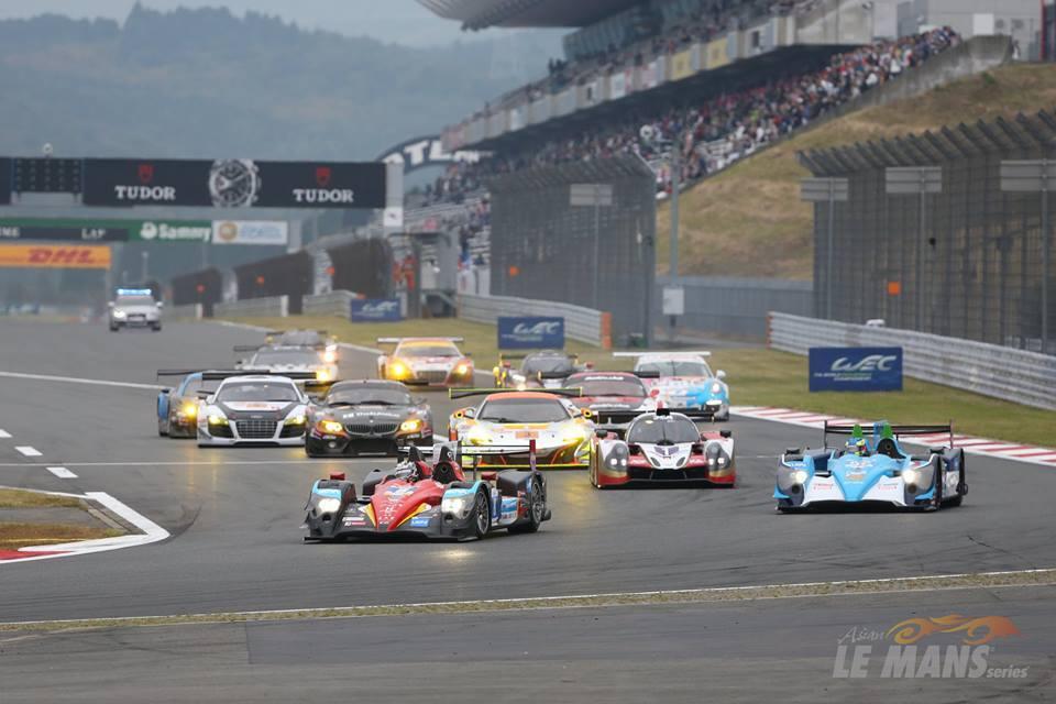 Asian Le Mans Seres 2015-16 Fuji