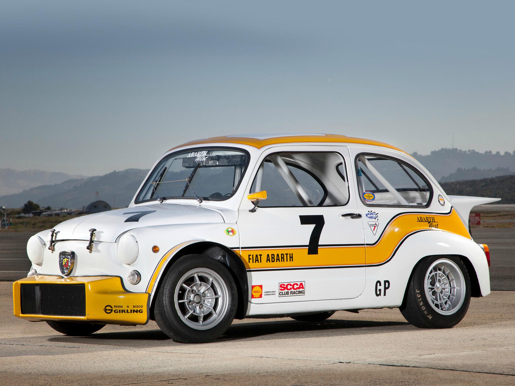 Fiat 1000 TCR