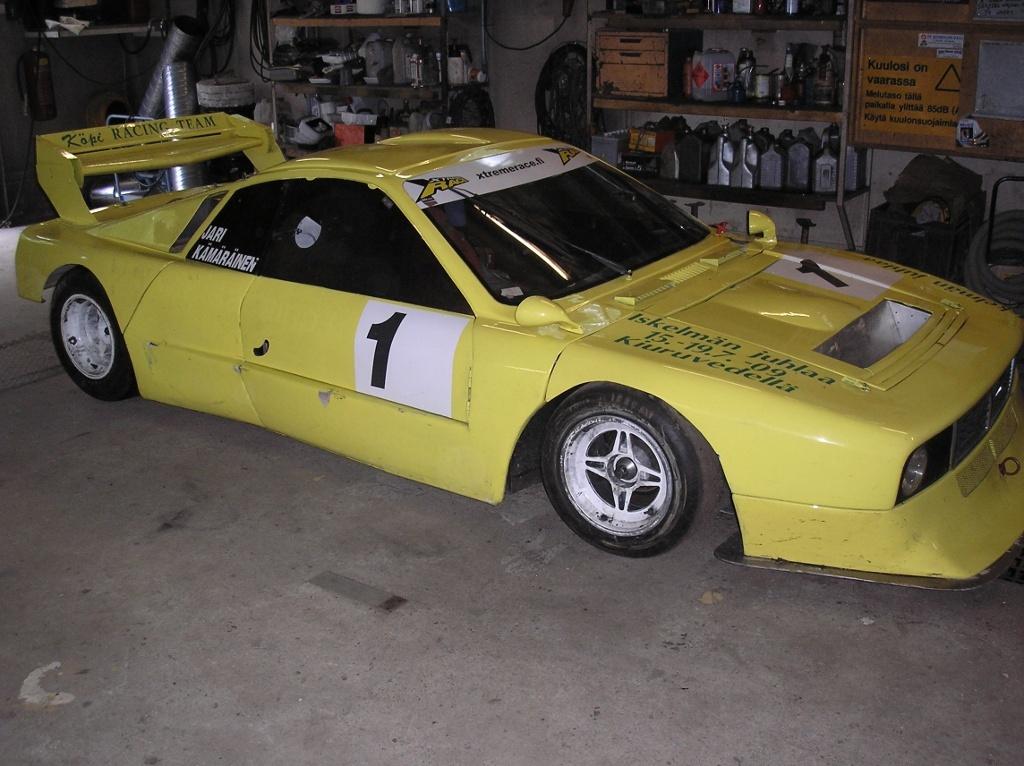 Lancia 037 Mazda