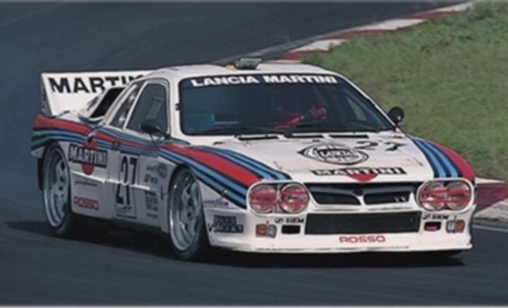 Lancia 037 JGTC 1994