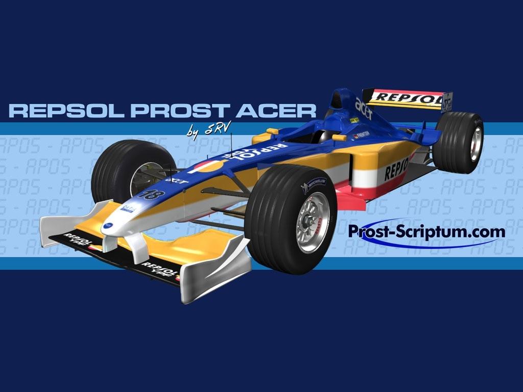 Prost Acer AP05