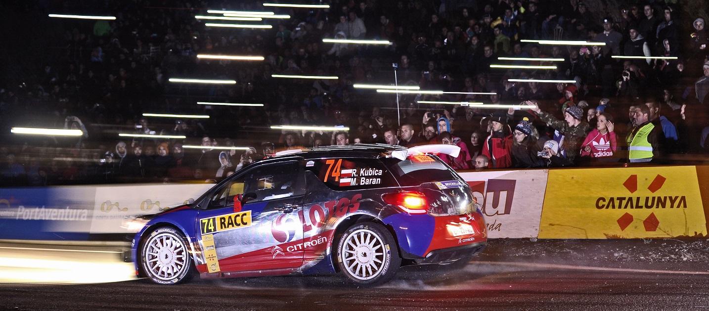 WORLD RALLY CHAMPIONSHIP 2013 - WRC SPAIN