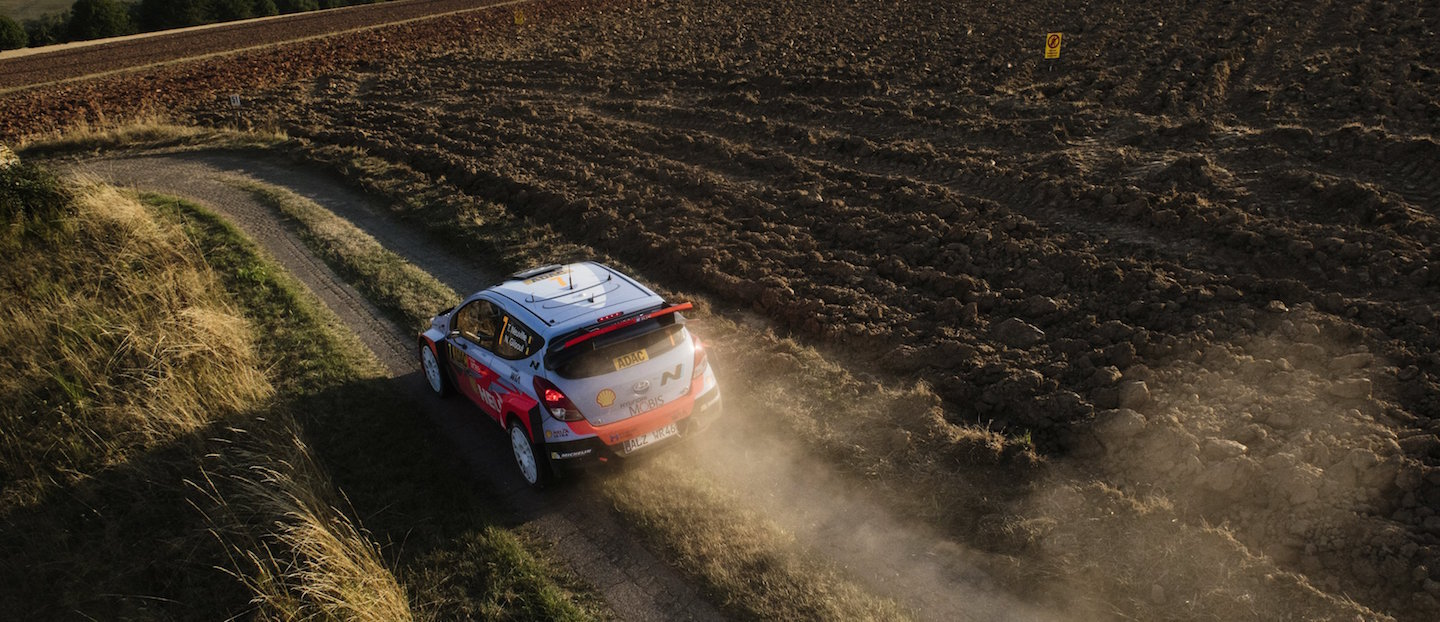 Thierry Neuville Alemania 2015
