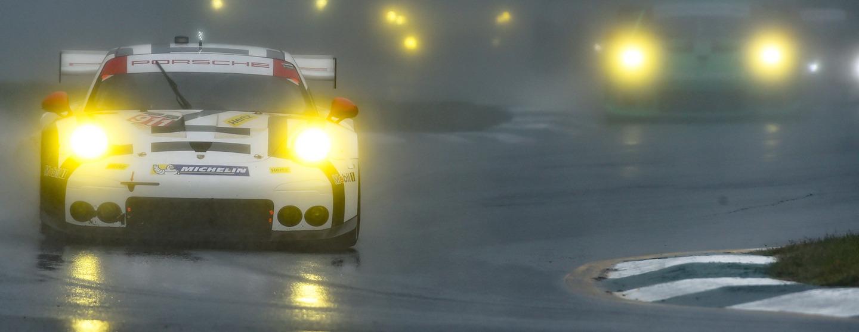 Porsche 911 Petit Le Mans 2015