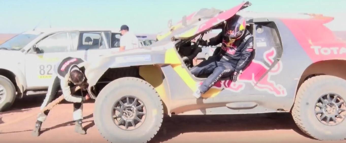 sébastien Loeb-rallye-du-maroc-2015