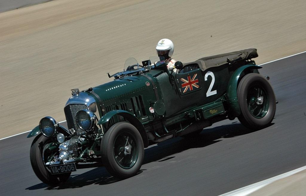 Bentley 4.5L