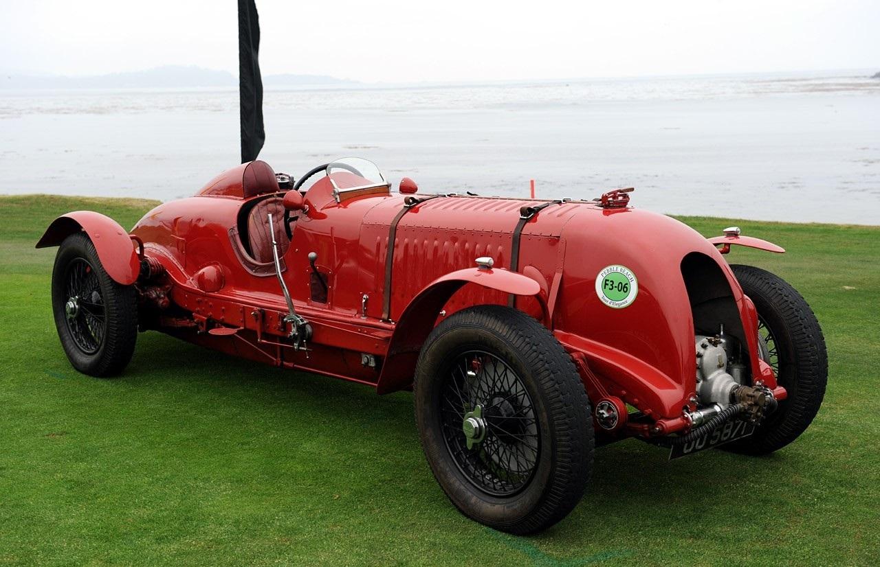 Bentley Blower No 1