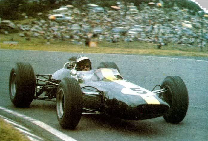 Jim Clark East London 1965 F1