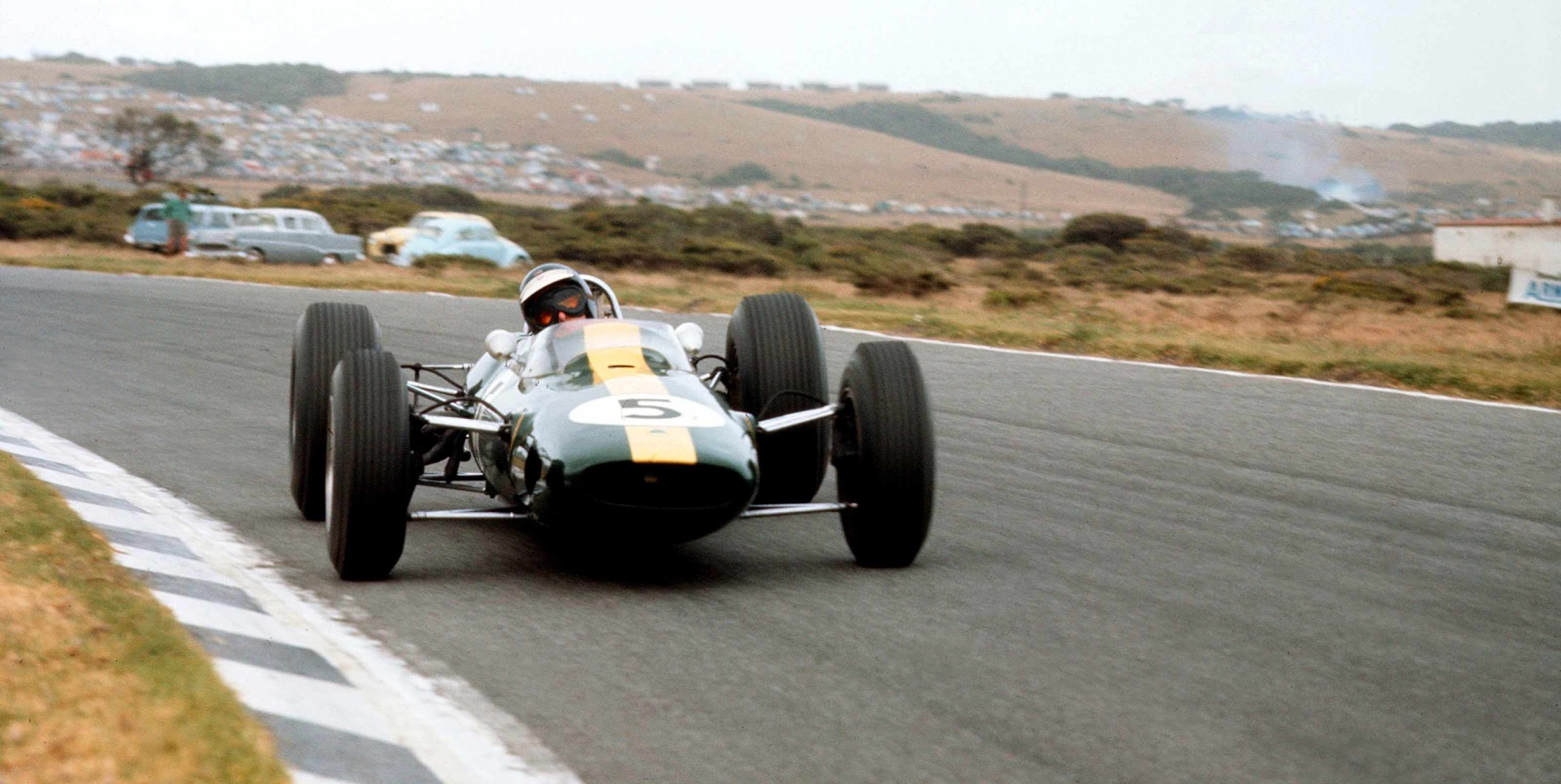 Jim Clark Lotus GP South Africa 1965