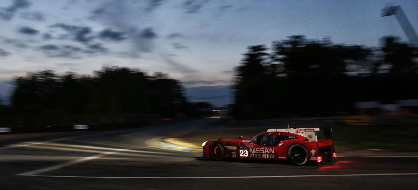 AUTO - 24 HEURES DU MANS 2015 RACE