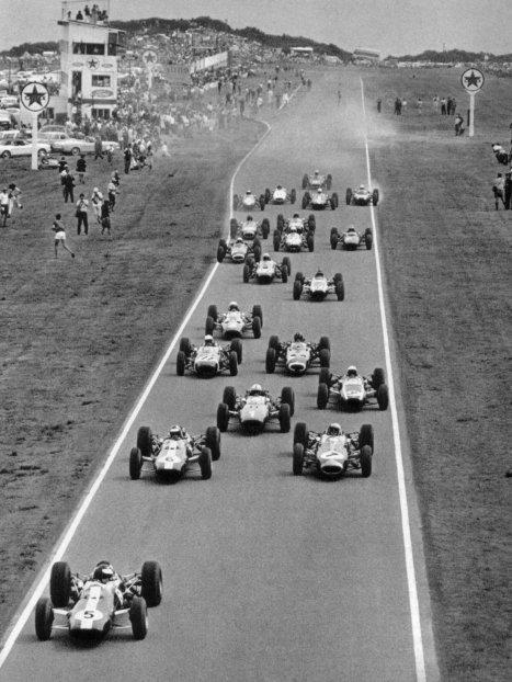 Salida East London 1965 F1
