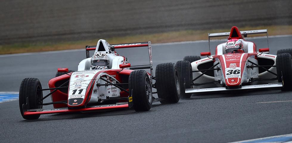 Sho Tsuboi y Tadasuke Makino, F4 Japón 2015