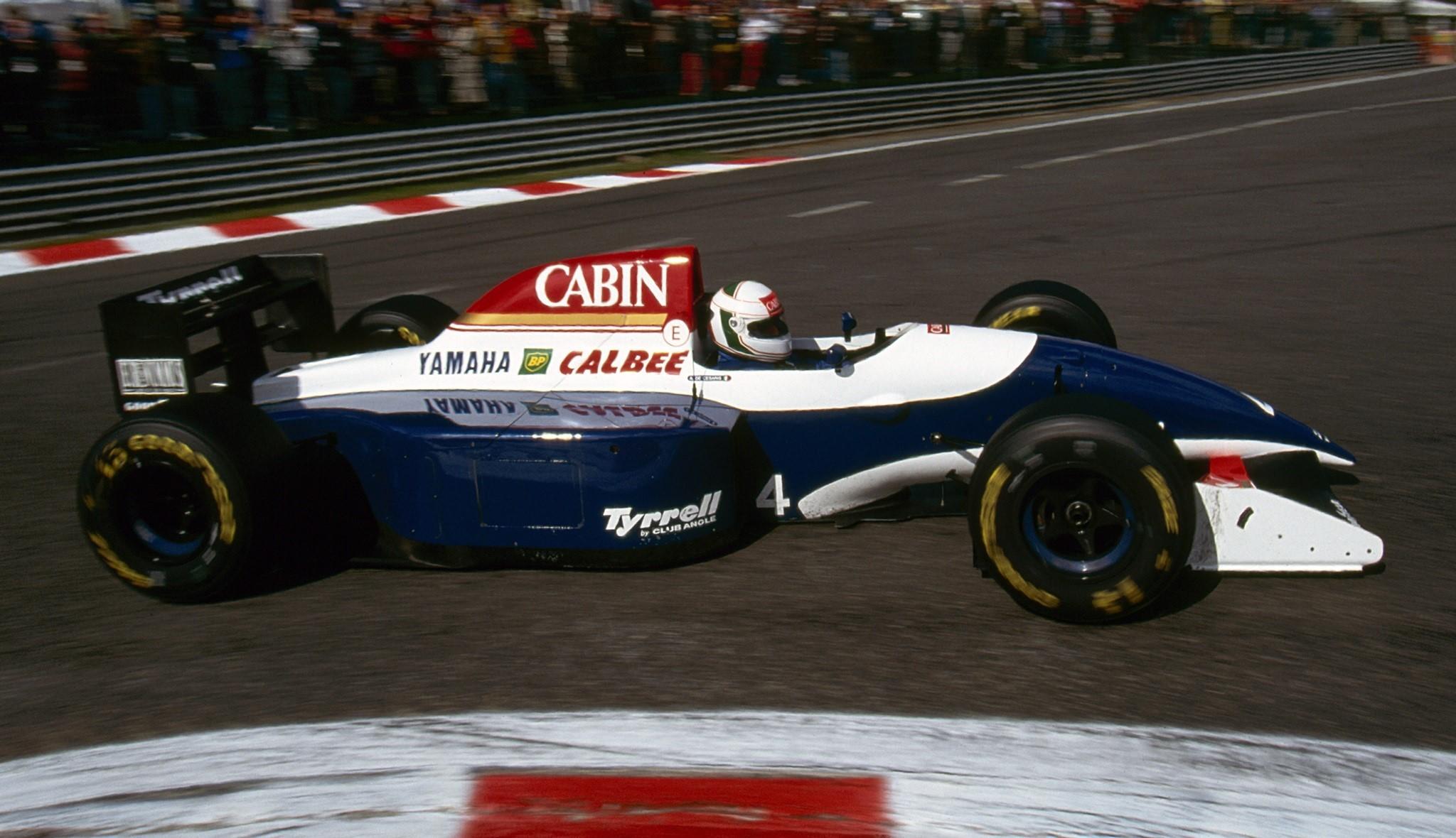 Tyrrell 020 1993
